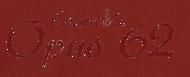 logo opus 62